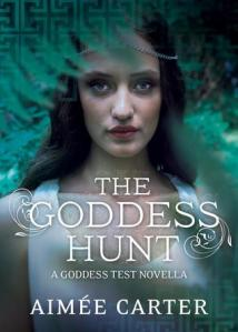 the goddess hunt - Goddess Test volumul 1.5 - aimee carter