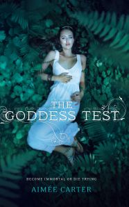 the goddess test - Goddess Test volumul 1 - aimee carter