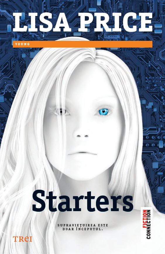Starters - Lisa Price