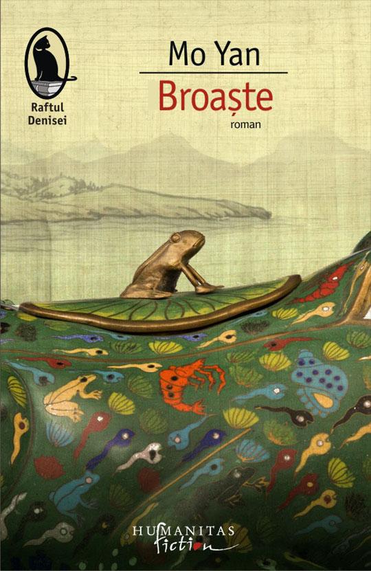 Broaste - Mo Yan